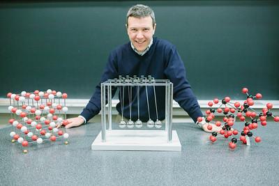 Photo by D'Arcy Benincosa, Adam Johnston, physics