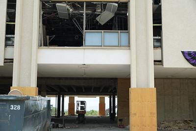 Lindquist Hall Construction