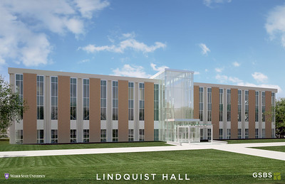Social Science Building Rendering