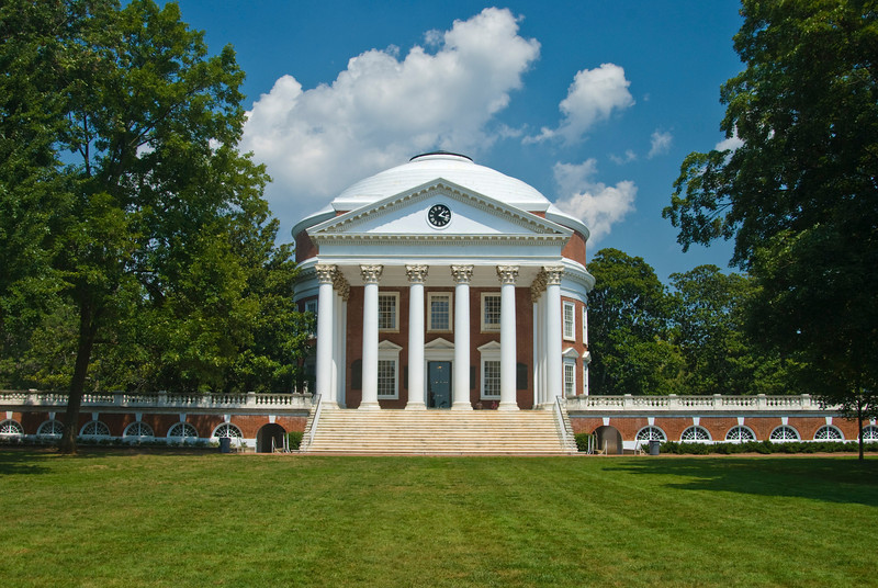 The Rotunda - University of Virginia