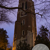 Beaumont Tower after Sunset
