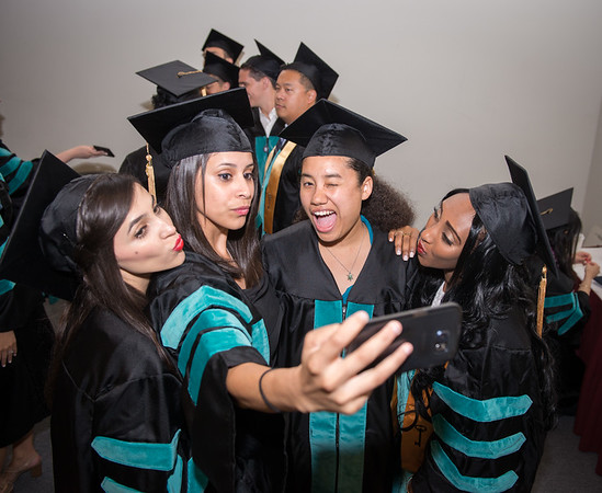 Colleges of Graduate Nursing and Optometry Commencement