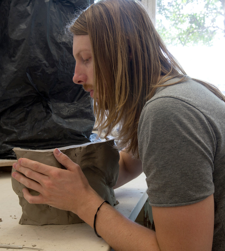 Wesley Cooper, Ceramics