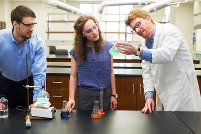 Dr. Cameron Gren  Assistant Professor, Chemistry