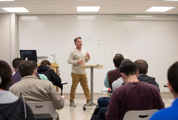 Dr. Brett King, Professor, Finance