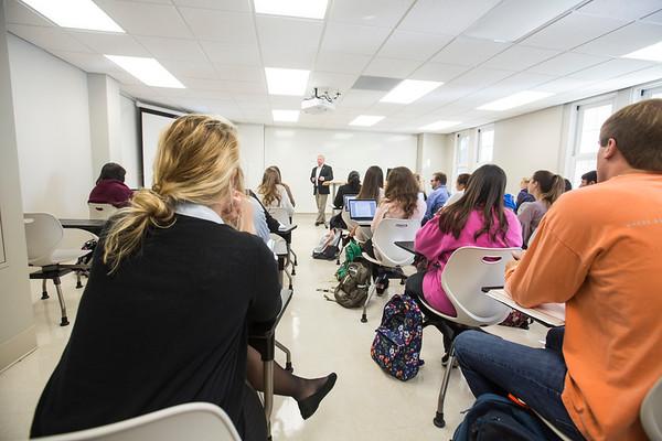 Smart Classrooms in Keller Hall