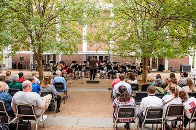 Brown Bag Outdoor Concert Sept 2015