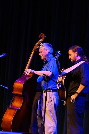 Faculty Bluegrass Concert 2015