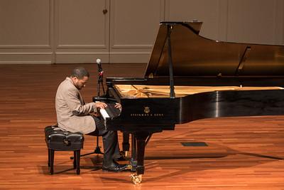 Jazz Concert Piano Series 2016