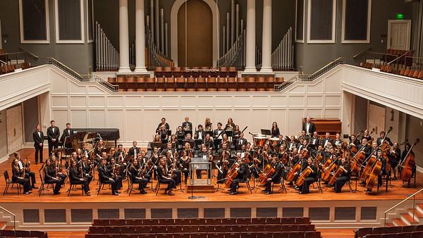Symphony Orchestra Photos Fall 2016