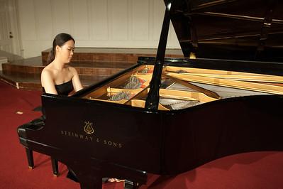 Cliburn Medalist Concert Yeol Eum Son, Pianist