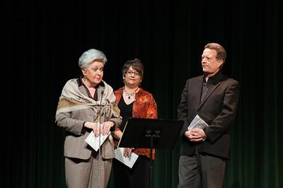 Curtain Call Award - Russell Terrell