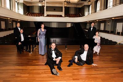 Faculty Concert Hall Shoot