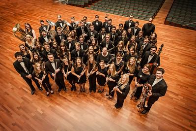 Wind Ensemble 2014