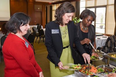 Karen Bankston Teaching Center Lunch