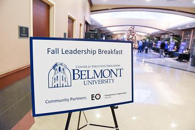 Fall Leadership Breakfast