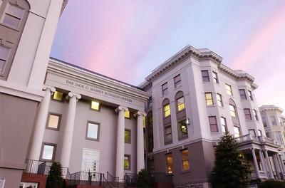 The Jack C. Massey Graduate School of Business