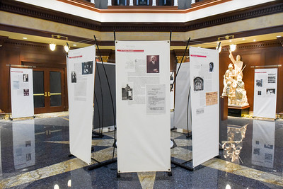 ABA Exhibit in baskin