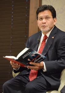 Alberto R. Gonzales book event