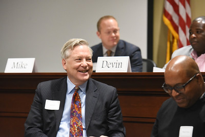 Law panel discussion