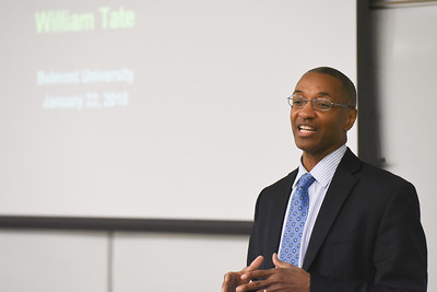 Scholar in Residence Dr. Bill Tate: Who is My Neighbor?
