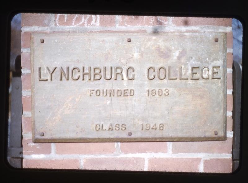 Lynchburg College Campus  (09769)