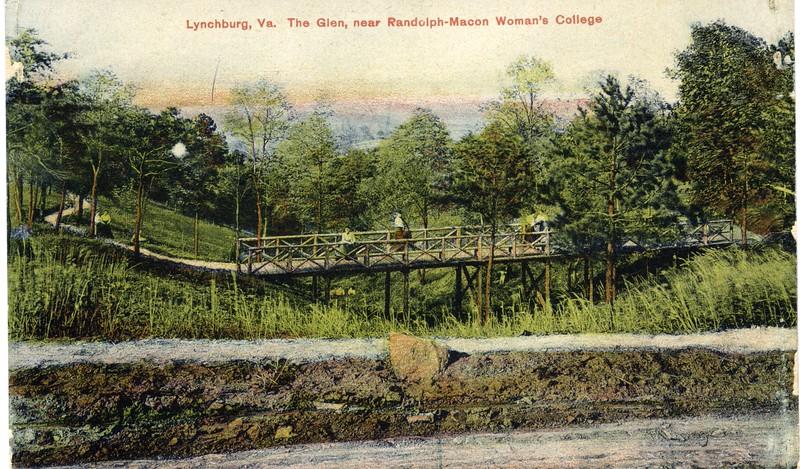 The Glen Near Randolph-Macon Woman's College (03021)
