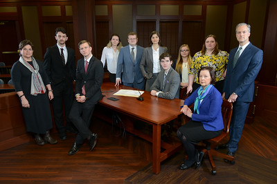 Belmont University College of Law's Mock Trial