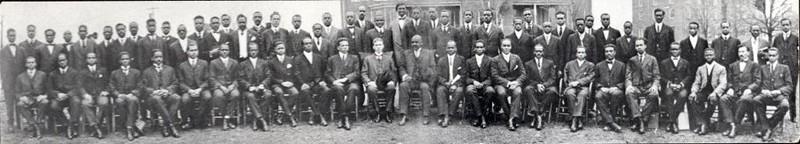 Virginia Seminary Class (01833)