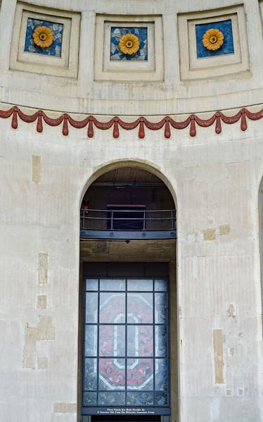 Entrance:  The Shoe
