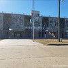 December 30, 2016<br /> <br /> An outing with our 4 year old grand-prince and I decided to give him a tour of a college campus!<br /> <br /> Rice-Totten Stadium (as in Jerry Rice, wide receiver and Willie Totten, quarterback. Yes, Totten served Rice! Get it?<br /> <br /> MISSISSIPPI VALLEY STATE UNIVERSITY<br /> Itta Bena, MS