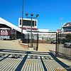"December 9, 2017<br /> <br /> I stuck my camera through the iron bars to take this photo!<br /> <br /> MISSISSIPPI STATE UNIVERSITY<br /> <br /> Wade-Davis Stadium<br /> Starkville, MS / Mississippi State University, MS<br /> <br /> Official website here: <a href=""http://www.msstate.edu/"">http://www.msstate.edu/</a>"