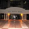 S.V. TOTTY HALL<br /> Southern University<br /> Baton Rouge, Louisiana