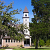 "July 2015<br /> <br /> HISTORIC ""WOODWORTH CHAPEL""<br /> <br /> ""Erected in 1901, Woodworth Chapel is the center of religious life for Tougaloo College and the surrounding neighborhood. It was named in honor of Dr. Frank G. Woodworth who served as Tougaloo College president from 1887 to 1912. Throughout his twenty-five years of service to the college along with his duties as president he also served as the college's chaplain. Much of the prosperity and character of the college is owed to his guidance and influence. In his mind and heart, religion stood as the center of all true education."" ~ Reprinted text from here:<br /> <br /> <a href=""http://www.visitjackson.com/Discover-Jackson/Heritage"">http://www.visitjackson.com/Discover-Jackson/Heritage</a><br /> <br /> Also, Beverly Wade Hogan, a graduate of Tougaloo College, has served as President since May 2002. She is the first woman and the 13th president to lead this historic institution. Her photo is here:<br /> <br /> <a href=""https://www.tougaloo.edu/administration/office-president"">https://www.tougaloo.edu/administration/office-president</a><br /> <br /> Woodworth Chapel <br /> @Tougaloo College<br /> 500 West County Line Road<br /> Tougaloo, MS 39174<br /> Touglaloo's official website: <a href=""https://www.tougaloo.edu"">https://www.tougaloo.edu</a><br /> <br /> Woodworth Chapel's official website: <br /> <br /> <a href=""https://www.tougaloo.edu/give-today/woodworth-chapel-legacy-initiative"">https://www.tougaloo.edu/give-today/woodworth-chapel-legacy-initiative</a>"
