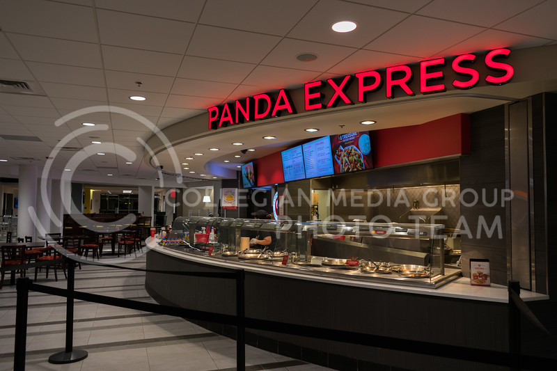 Panda Express in the Student Union on 01/24/18 (Alex Todd   Collegian Media Group)