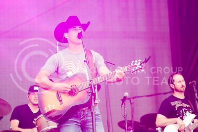 The 2017 Kicker Country Stampede at Tuttle Creek State Park on June 24, 2017. (Emily Starkey   The Collegian)