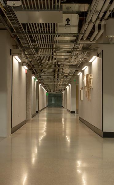 Basement of the APDesign college. (Jordan Koster | Collegian Media Group)