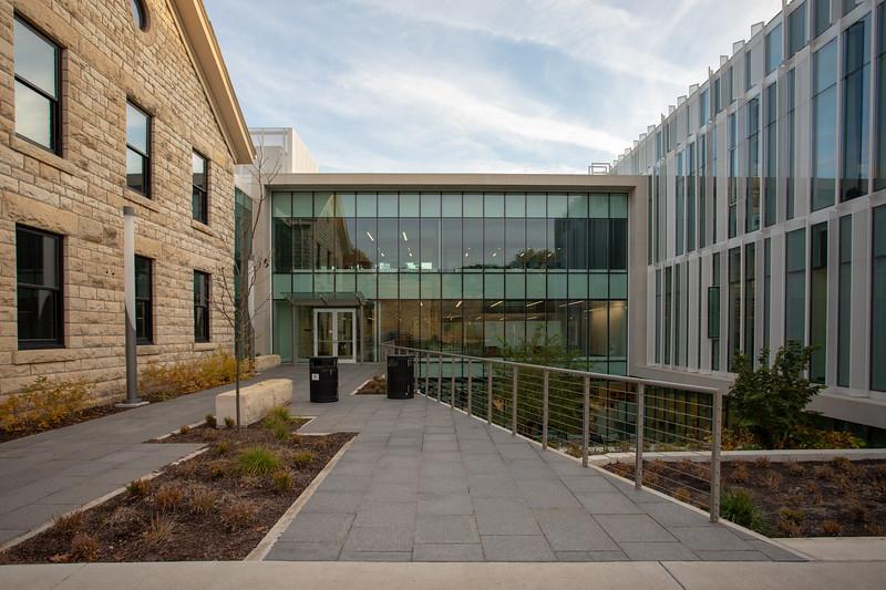 Kansas state University's College of Architecture was established in 1963. (Jordan Koster | Collegian Media Group)