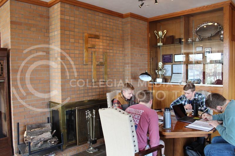 Fireplace Studies