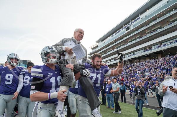 Football vs. Kansas University | Nov. 26, 2016