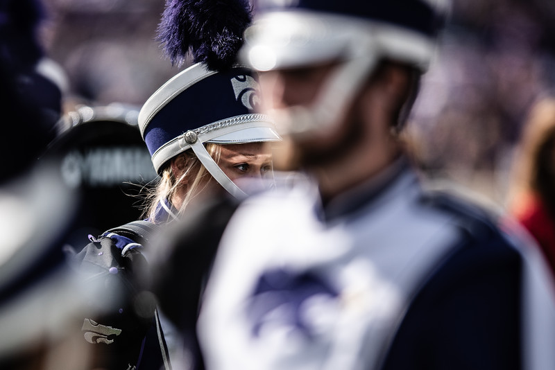 On Saturday, the Kansas State Wildcats faced off against the Oklahoma State Cowboys and won with a final score of 31-12 at Bill Snyder Family Stadium. (Olivia Bergmeier | Collegian Media Group)