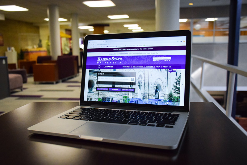 Information on other Hale Library resources, such as online books, interlibrary loans, research assistance and more, can be found online on the K-State Library's website. Their website also includes a chat room where librarians can be contacted.