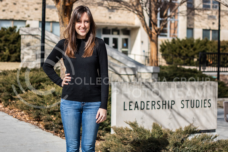 Hannah Sutherland, a 5th year senior in public relations and international studies participated in the International Leadership Association Global Conference in Ottawa, Canada. (Sreenikhil Keshamoni | Collegian Media Group).