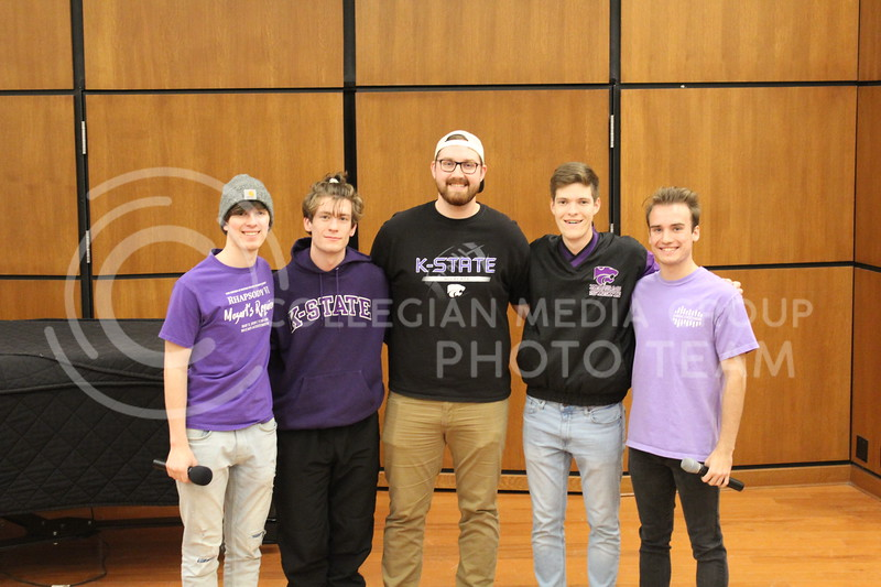 K-State Pride with the In-A-Chord Guys