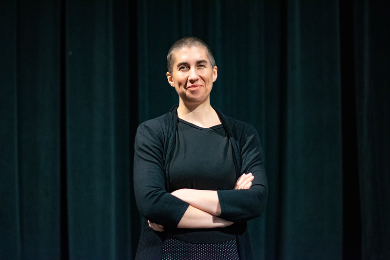 Kate Digby has choreographed over 30 works for her company Digby Dance, which have been presented across the US, Canada, and India. (John Chapple | Collegian Media Group)
