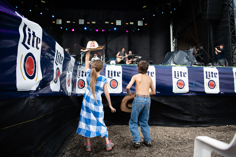 Country Stampede. The Stampede moved from Tuttle Creek State Park to Topeka's Heartland Motorsports Park due to the floods in Manhattan, they announced Thursday they would be moving permanately to the Topeka park. (Olivia Bergmeier | Collegian Media Group)