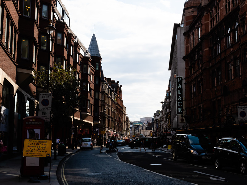 Big Ben, Buckingham Palace and the London Eye are all spectacular places to visit, but for my first day I decided to roam the streets to see what I could find. (Olivia Bergmeier | Collegian Media Group)