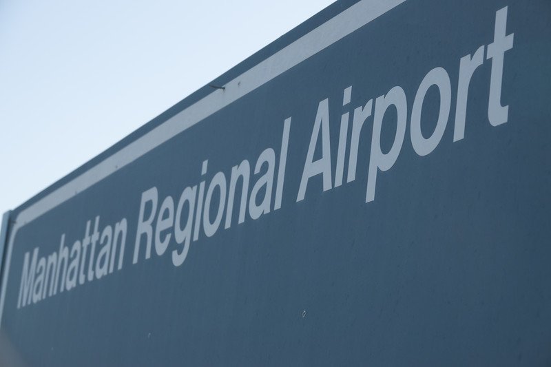 Manhattan Regional Airport recently announced that they will be adding more flights to Chicago for the summer. Current, the newly renovated passenger terminal offers three flights to Dallas and two flights to Chicago daily. (Alex Masson | Collegian Media Group)