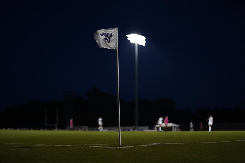 K-State Played BYU on September 21, 2019. BYU won 5-0.  (Luis Villarreal-Reyes | Collegian Media Group)