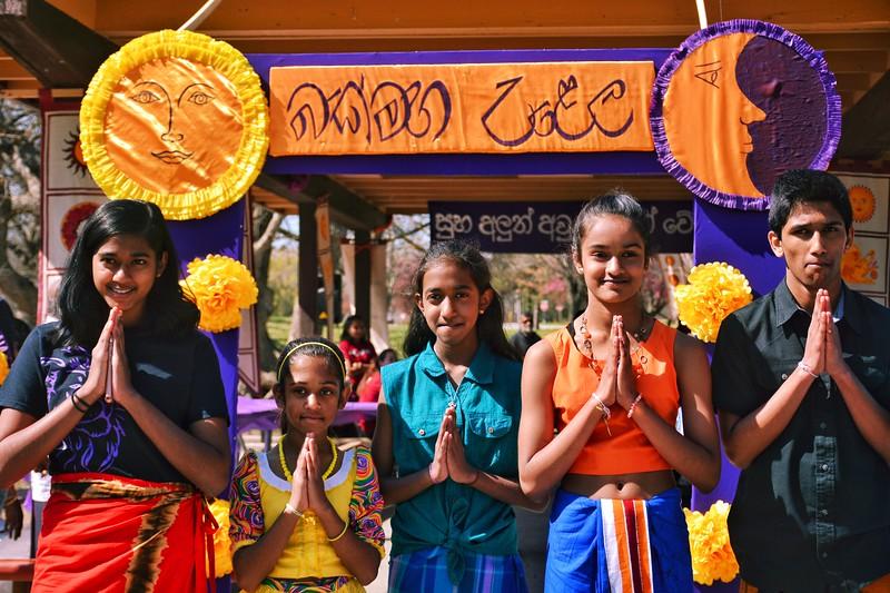 Sri Lanka New Year 4/28/2018 (Bill Zhu | Collegian Media Group)